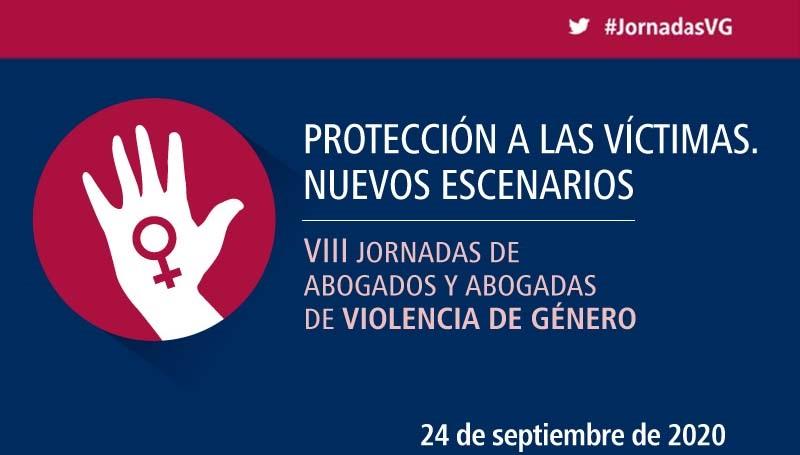 VIII Jornadas online de abogados y abogadas de Violencia de Género.