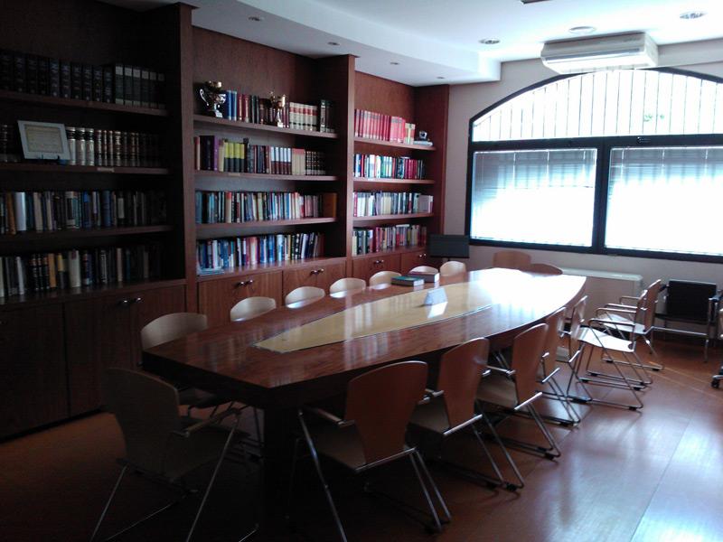 Instalaciones sede de ponferrada ilustre colegio for Escritorio de abogado