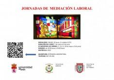 Jornadas de Mediación Laboral.