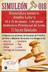 SIMULEÓN 2018. León, 18-21 de mayo y 1 de junio.