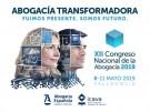 XII Congreso de la Abogacía Española. Valladolid, 8, 9 10 y 11 de mayo de 2019.