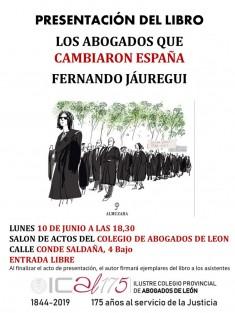 Los abogados que cambiaron España de Fernando Jáuregui.