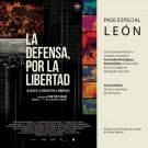 Estreno del documental. La defensa, por la libertad. Cines Odeón, 20 de noviembre de 2019.