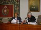 Firma de Convenio de colaboración entre la Facultad de Derecho de la ULE y el ICAL