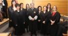 Jura de nuevos letrados en Ponferrada