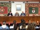 Inauguración III Promoción Máster en Abogacía de la Universidad de León.