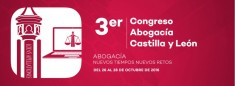 III Congreso de la Abogacía de Castilla y León 2016. León, 26, 27 y 28 de octubre.
